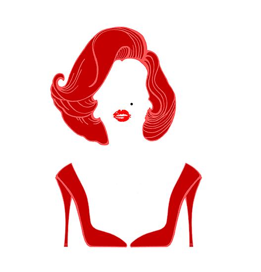 Marilyn Friday Night by montdragon