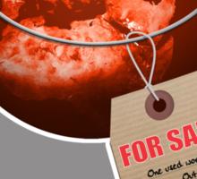 Earth Sale Sticker