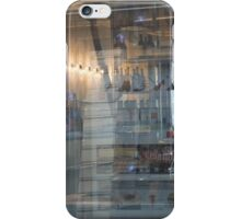 Glass reflection iPhone Case/Skin