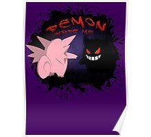 Demon Inside Me Poster