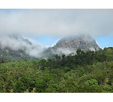 mountain mist Photographic Print