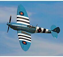 Spitfire PR.XI PL965/R G-MKXI Photographic Print