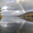 Coniston Water - Christmas Day 2014 by Jamie  Green