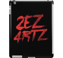 2EZ4RTZ iPad Case/Skin