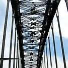 Sydney Harbour Bridge by gingerknits