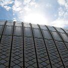 Sydney Opera House by gingerknits