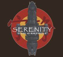 SERENITY - CLASS: 03-K64-FIREFLY by mist3ra