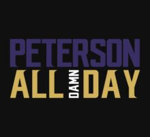 Adrian Peterson - ALL DAMN DAY! by SOVART69