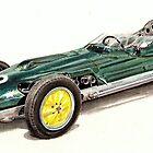 1958 Lotus P16  240bhp by PaulReddyoff
