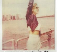Welcome to New York Polaroid by Booky1312