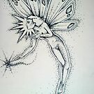 Pointilation Fairy by Dani Louise Sharlot
