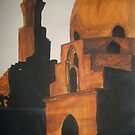 Mosque by Dani Louise Sharlot