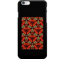 The Petal of the Poppy iPhone Case/Skin