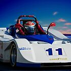 SRF Race Car 'Vintage Can Am' I by DaveKoontz