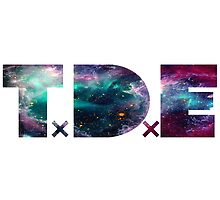TDE Trippy Nebula by Telic