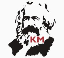 KARL MARX COMMUNIST by SofiaYoushi