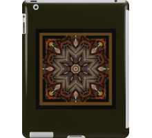 The Room of Five Hundred Stairs Shawl iPad Case/Skin