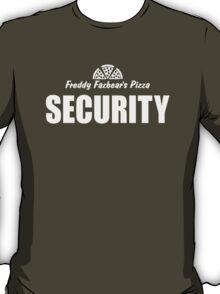 Freddy's Fazbear Pizza Security T-Shirt T-Shirt
