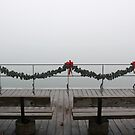 Christmas Eve on the Boardwalk by marybedy