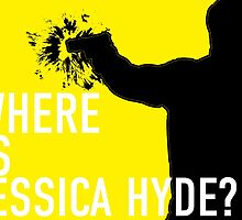 Where Is Jessica Hyde? (Utopia) by Ryan Swannick