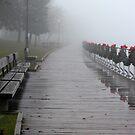 Fog on the Boardwalk 4 by marybedy