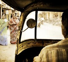 Udaipur Rickshaw by Murray Newham