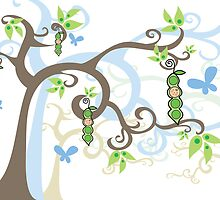 Magic Trees and Baby Boys in a Pod by fatfatin