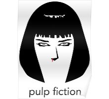 Pulp Fiction by burro Poster