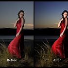 Before & After by Tristan Petts