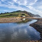 Charmouth - Dorset by Susie Peek