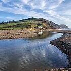 Charmouth - Dorset by Susie Peek