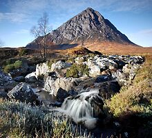Buachaille Etive Mor by Angie Latham