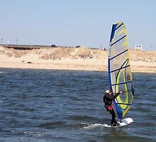 Windsurfer by chazz