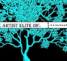 THE ARTIST ELITE INC. LOGO by KEITH  R. WILLIAMS