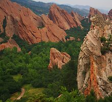 Roxborough State Park by Paul Gana