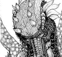 Dragons portrait by dregunrody