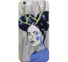 Forest Babe iPhone Case/Skin