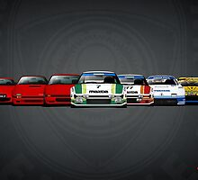 History Mazda RX-7 by m-arts