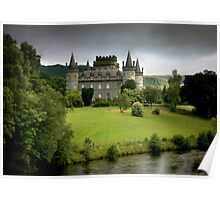 The Castle of  Clan Campbell Poster