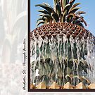 Pineapple Fountain, Charleston, SC (GC) by Benjamin Padgett