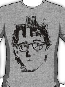 Woody Allen's Manhattan T-Shirt