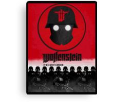Wolfenstein: The New Order Canvas Print