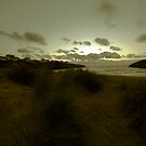 Over The Dunes by GlennRoger
