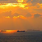 Sea of Marmara by Tom Gomez