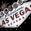 Vegas Sign No. 1 by Benjamin Padgett