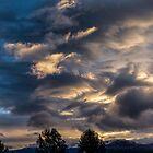 Some cloud by Richard Bozarth