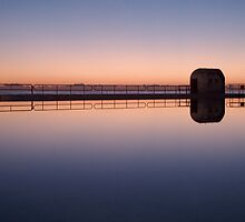 Merewether Baths Pump House by OzBok