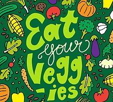 Eat Your Veggies by pietowel
