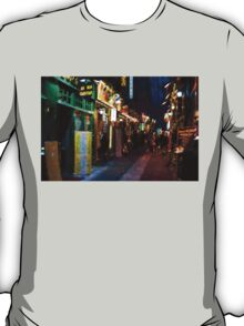 Impressions of Paris - Left Bank Dining T-Shirt