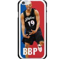 BBP Logo Shirt lrg iPhone Case/Skin